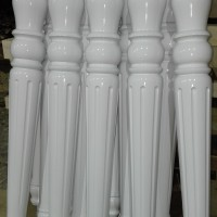 Ноги №4 Белый Глянец